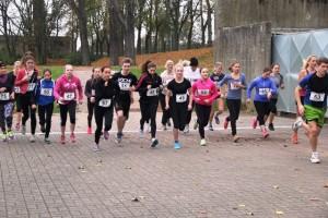 Startschuss fiel mit dem Laufen: 2. Offener Vierkampf 2015